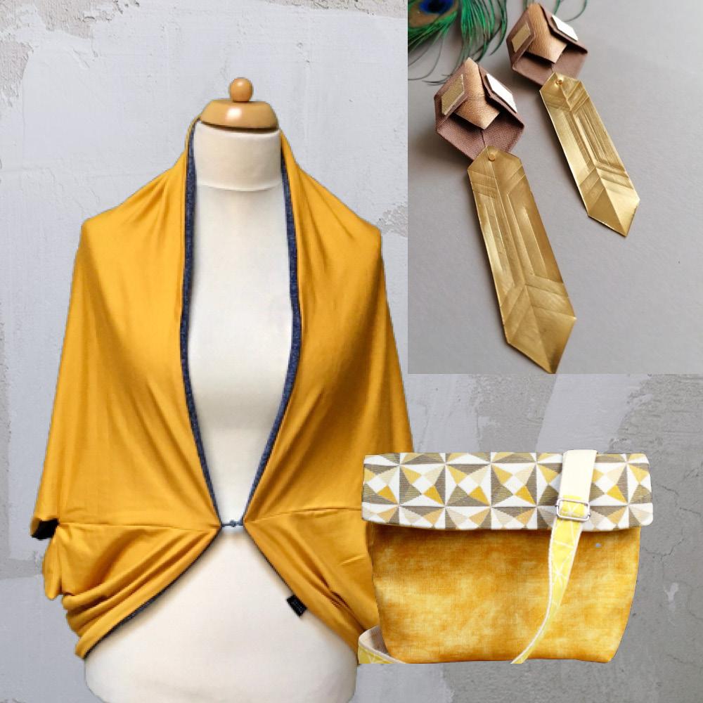 Hogyan tervez a BiriMagdi ékszert, s Kállai Design táskát, a Sulyandesign sálat és kardigánt?