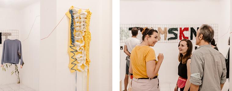 Burány Vera MNTS MSKNT kiállítás